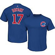 Majestic Youth Chicago Cubs Kris Bryant #17 Royal T-Shirt