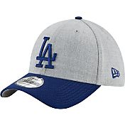 New Era Men's Los Angeles Dodgers 39Thirty Change Up Redux Grey Flex Hat