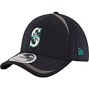 New Era Men's Seattle Mariners 39Thirty Navy Reflectaline Flex Hat