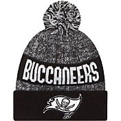 New Era Men's Tampa Bay Buccaneers Sport Black Knit Beanie