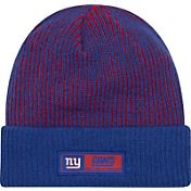 New Era Men's New York Giants Sideline 2016 Tech Knit Hat