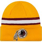 New Era Men's Washington Redskins Color Rush 2016 On-Field Knit Hat