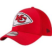 New Era Youth Kansas City Chiefs Mega Team 39Thirty Flex Hat