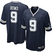 Nike Boys' Away Game Jersey Dallas Cowboys Tony Romo #9