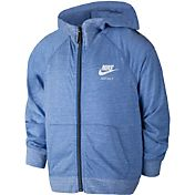 Nike Little Girls' Gym Vintage Full-Zip Jacket