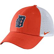 Nike Men's Detroit Tigers Dri-FIT Orange/White Heritage 86 Adjustable Hat