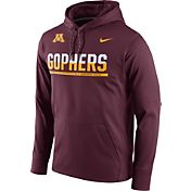 Nike Men's Minnesota Golden Gophers Maroon Circuit PO Hoodie