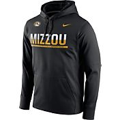 Nike Men's Missouri Tigers Black Circuit PO Hoodie