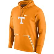 Nike Men's Tennessee Volunteers Tennessee Orange Vapor Speed Football Hoodie