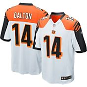 Nike Men's Away Game Jersey Cincinnati Bengals Andy Dalton #14