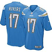 Nike Men's Alternate Game Jersey Los Angeles Chargers Philip Rivers #17