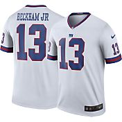 Nike Men's Color Rush 2016 New York Giants Odell Beckham Jr. #13 Legend Game Jersey