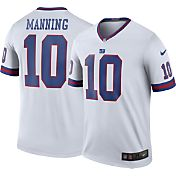 Nike Men's Color Rush 2016 New York Giants Eli Manning #10 Legend Game Jersey