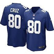 Nike Men's Home Game Jersey New York Giants Victor Cruz #80