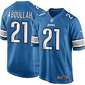 Nike Men's Home Game Jersey Detroit Lions Ameer Abdullah #21