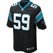 Nike Men's Home Game Jersey Carolina Panthers Luke Kuechly #59
