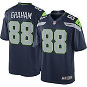 Nike Men's Home Limited Jersey Seattle Seahawks Jimmy Graham #88