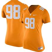 Nike Women's Tennessee Volunteers #98 Tennessee Orange Game Football Jersey