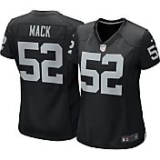 Nike Women's Home Game Jersey Oakland Raiders Khalil Mack #52