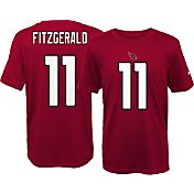 Nike Youth Arizona Cardinals Larry Fitzgerald #11 Red T-Shirt