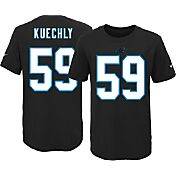 Nike Youth Carolina Panthers Luke Kuechly #59 Black T-Shirt
