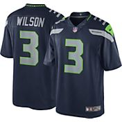 Nike Youth Home Limited Jersey Seattle Seahawks Russell Wilson #3