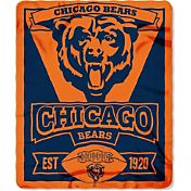 Northwest Chicago Bears Marquee Fleece Throw