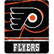 Northwest Philadelphia Flyers Fade Away Fleece Throw