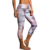 Onzie Women's Mantras Graphic Capris