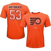 CCM Youth Philadelphia Flyers Shayne Gostisbehere #53 Replica Orange Player T-Shirt