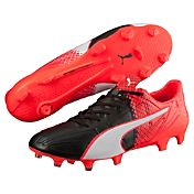PUMA Men's evoSPEED SL II Leather FG Soccer Cleats