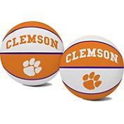 Rawlings Clemson Tigers Alley Oop Youth-Sized Rubber Basketball