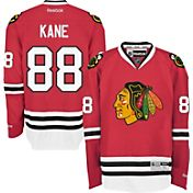 Reebok Men's Chicago Blackhawks Patrick Kane #88 Premier Replica Home Jersey