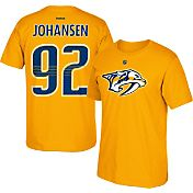 Reebok Men's Nashville Predators Ryan Johansen #92 Home Player T-Shirt