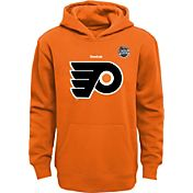 Reebok Youth 2017 NHL Stadium Series Philadelphia Flyers Logo Crest Pullover Hoodie