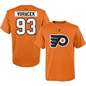 Reebok Youth Philadelphia Flyers Jakub Voracek #22 Replica Home Player T-Shirt