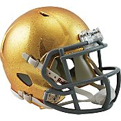 Riddell Notre Dame Fighting Irish Speed Mini Football Helmet