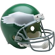 Riddell Philadelphia Eagles VSR4 Deluxe Throwback '74 – '95 Full-Size Football Helmet