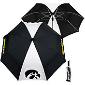 Team Effort Iowa Hawkeyes WindSheer Lite Golf Umbrella