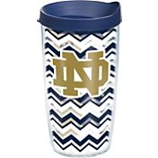 Tervis Notre Dame Fighting Irish Clear Chevron 16oz Tumbler