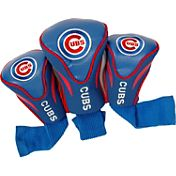 Team Golf Chicago Cubs Contoured Headcovers - 3-Pack