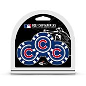 Team Golf Chicago Cubs Poker Chips Ball Markers - 3-Pack