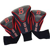Team Golf Boston Red Sox Contoured Headcovers - 3-Pack