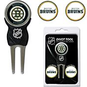 Team Golf Boston Bruins Divot Tool and Marker Set