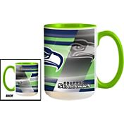 Seattle Seahawks 11oz. Team Colored Mug