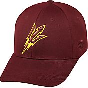 Top of the World Men's Arizona State Sun Devils Maroon Premium Collection M-Fit Hat