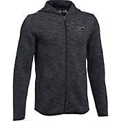 Under Armour Boys' SC30 Essentials Full-Zip Hoodie