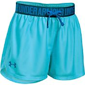Under Armour Girls' Play Up Running Shorts