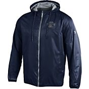 Under Armour Men's Auburn Tigers Blue Lightweight Windbreaker