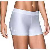 Under Armour Women's 3'' HeatGear Printed Compression Shorts 4.0